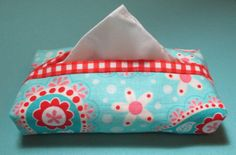 .Quiltscapes.: Snippets ~ Tissue Cozy