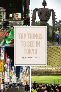 Heading to Tokyo? This guide shows you the top things to see in Tokyo. #tokyo #japan #travelguide #tokyoitinerary #Japantravel