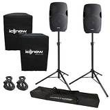 [$249.99 save 71%] Gemini AS-1200P Active/Powered Portable DJ PA Speaker System Stands and Covers #LavaHot http://www.lavahotdeals.com/us/cheap/gemini-1200p-active-powered-portable-dj-pa-speaker/138340
