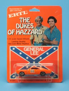 The General Lee- My dad found this car 25 years later in what used to be my sand pile.