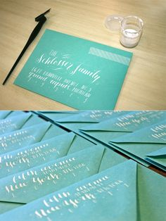 beautiful calligrapher - molly jacques via @Colleen Ludovice (inspired to share)