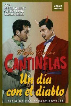 Cantinflas - Un día con el diablo (1945) - Cine Mexicano Epoca de Oro