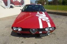 Alfa Romeo Gtv6, Vehicles, Car, Sports, Hs Sports, Automobile, Rolling Stock, Excercise, Sport