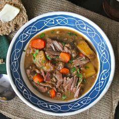 Irish Lamb Stew