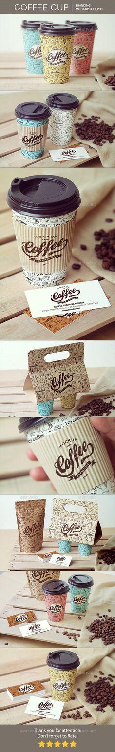 Coffee Cup Branding Mockup. Download here: http://graphicriver.net/item/coffee-cup-branding-mockup/14753427?ref=ksioks