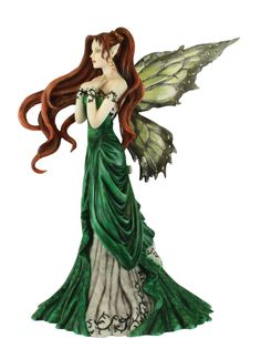 Direwood Fairy Figurine Nene Thomas   Fairysite Collectible