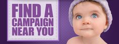 Want to participate in #CLICK4Babies? Find a campaign near you.