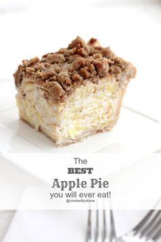 Stuffed Apple Pie