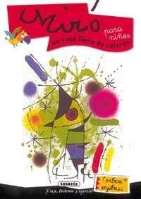 Un libro para que los jóvenes lectores conozcan mejor el arte del gran Joan Miró, con muchas actividades y pasatiempos, y numerosos cuadros seleccionados entre los más conocidos del artista. Incluye una biografía para niños y muchas curiosidades, descripciones y explicaciones del arte de este célebre pintor.