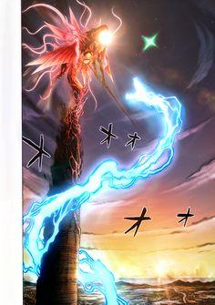 Manga Anime, Anime One, Manga Art, Robots Drawing, One Punch Man Manga, Anime High School, Anime Fight, Star Wars Poster, Manga Covers