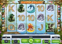 Gizemli adayı ziyaret etmek ister misiniz? Dragon Island NetEnt slot oyunu CasinoBedava'da oynayın!