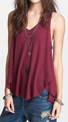 wine tank from Free People  http://rstyle.me/n/p5nqnpdpe