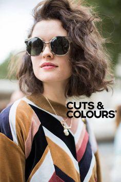 Krullen | Halflang haar | CUTS & COLOURS