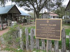 Acadian Village, Lafayette Louisiana--wonderful site to experience and the staff were friendly and very helpful!