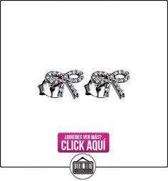Pendientes Lotus Silver LP1257-4/1 Lazo Plata de ley  ✿ Joyas para mujer - Las mejores ofertas ✿ ▬► Ver oferta: https://comprar.io/goto/B01DKLB5EK