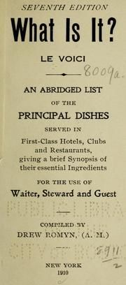 Boston Public Library Cookbook Collection : Free Texts : Download & Streaming : Internet Archive