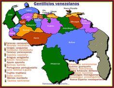 I lived in estado Guarico in the city of Valle de la Pascua for one year. I love Venezuela!