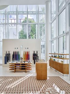 New Hermès Store Opens in Miami Design District Photos   Architectural Digest