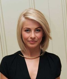 Julianne Hough Nice Bob Hair