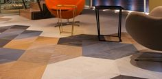 Each floor is a canvas: each of our fabrics is a huge palette in which the architect or designer can find multiple options to fill that imaginary canvas that is the floor. We have managed to innovate in design by adding new shapes that allow endless combinations. The goal is to let creativity flow to create custom compositions.  #fitniceflooring #ecocontractfirenze