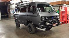 H2oVanagon Vw Bus, Vw T3 Camper, T3 Vw, Camper Van Life, Campers, T3 Doka, Volkswagen Westfalia, Vw Vanagon, Transporter T3