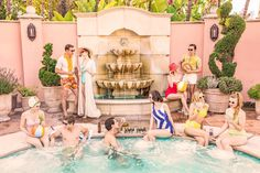 Gray Malin's Beverly Hills Hotel Photos Are A Retro Trip Back In Time — Carrie Nelson & Co. Slim Aarons, Beverly Hills Hotel, Photographer Portfolio, Summer Dream, Reception Rooms, Back In Time, Golden Age Of Hollywood, The Hamptons, Photos