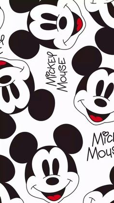 Mickey Mouse …