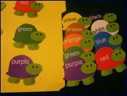 Turtle Colors