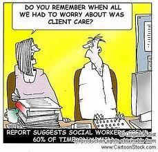 Social work cartoon: 'Supervision' - Community Care | Made ... |Funny Cartoons Supervision