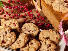 Cranberry & White Chocolate Macadamia Nut Cookies