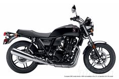 Cycle World - 2014 Honda CB1100 - First Look