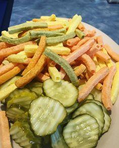 Veggie Straws, Cucumber, Vegetables, Instagram Posts, Food, Essen, Vegetable Recipes, Meals, Yemek