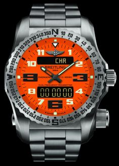Breitling Emergency II Hands On: Truly Global Rescue Beacon In A Watch   breitling