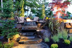 Gardens and Planting Design - eclectic - patio - seattle - Alderwood Landscaping