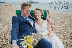 Kim and Tim's French Vintage, Seaside Wedding By Jacqui McSweeney Photography