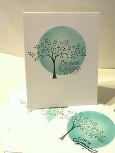 Speedy Sponged Sextet by mamaxsix - Cards and Paper Crafts at Splitcoaststampers