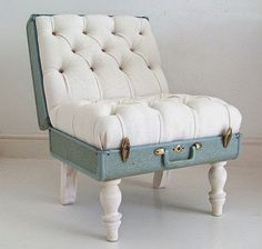 Tutorial for chair made out of Altoid's tin from A Small Hearts Desire