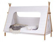 Łóżko sosnowe Tipi - 90x200