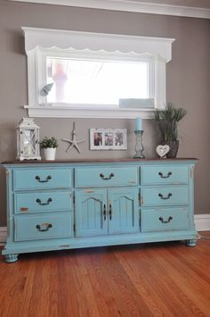 Beth's New-Meets-Old Beach Cottage Inspired Bungalow @jennisingletary -- this made me think of you!
