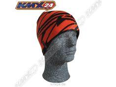 KTM Beanie Logo Outline Orange Mütze
