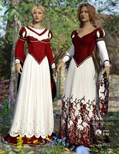 Fairy Tales: Snow White and Rose Red