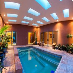 348 best indoor pool designs images in 2019 indoor pools for Design my own pool