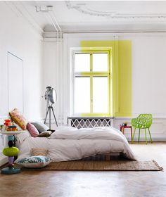 Pinspire - Mitad y cuarto de amarillo...