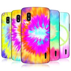 HEAD-CASE-DESIGNS-TIE-DYED-SERIES-2-CASE-COVER-FOR-LG-NEXUS-4-E960 Samsung Galaxy Cases, Silicone Gel, Tie Dyed, Phone, Cover, Ebay, Design, Telephone