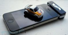 iPhone-controlled RC vehicles are a dime a dozen these days. But, ones as tiny as a standard Hot Wheels car? Those are little more rare. In fact, we only know...