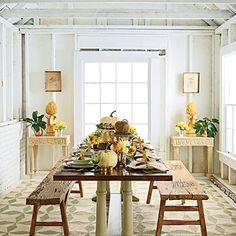 The Ultimate Southern Thanksgiving - Southern Living