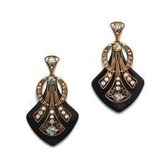 10 Ornamental Earrings You Need For Holiday Party Season | theglitterguide.com