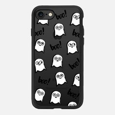 HALLOWEEN GHOSTS - Classic Grip Case
