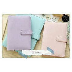 I'm selling [Pre-Order] A5/A6 Macaroon planner cover combo set for RM32.00. Get it on Shopee now!https://shopee.com.my/wakinochien/713396675 #ShopeeMY