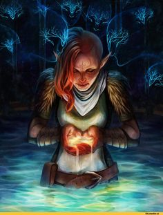 solanj,Инквизитор (DA),DA персонажи,Dragon Age,фэндомы,DAI